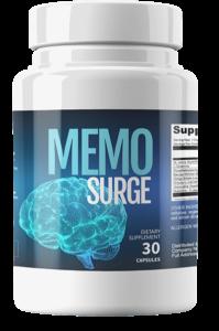 Memo Surge Memory Loss Medication