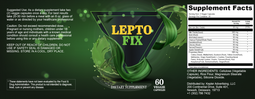 Leptofix Support Weight Management